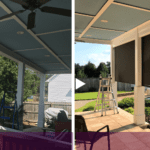 Exterior Patio Solar Shades